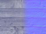 blue wood 02/Blaues Holz 02