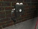 Wand / wall telefon