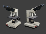 Mikroskop / microscope created by ProgSys