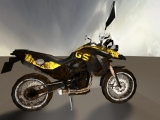 Motorrad - Motorcycle created by Campeon