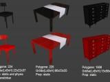 Moderne Möbel/furniture