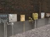 Stromkästen/ Fuse boxes
