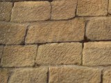 sandstone wall created by Fox
