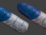 Corpse in a sleeping bag created by nebukadnezar
