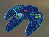 N64 Controller created by Campeon