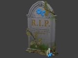 GM Grabstein/gravestone  created by ProgSys
